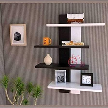 Black-shelves