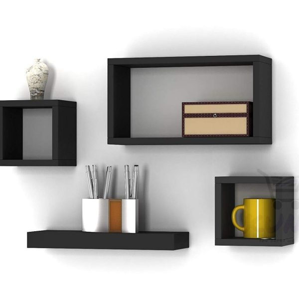 Black-Wall-Shelf