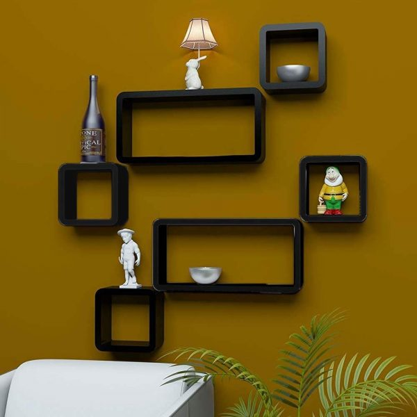 Cube Wall Shelves