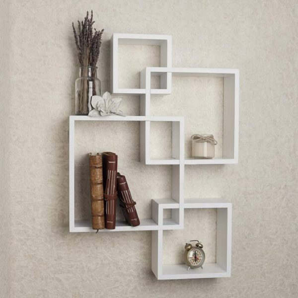 Intersecting-Shelves