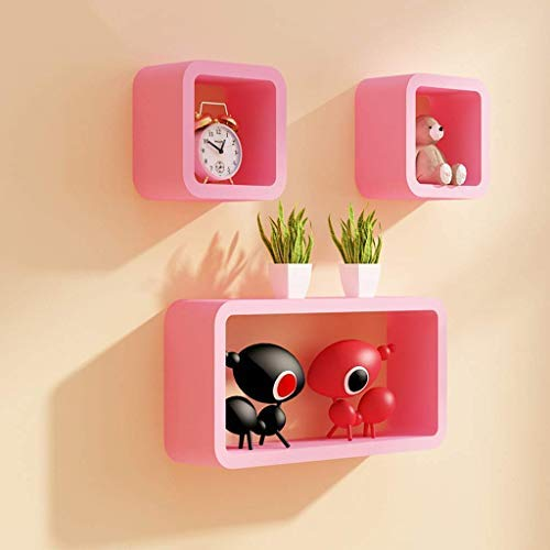 Pink-Wall-Shelves