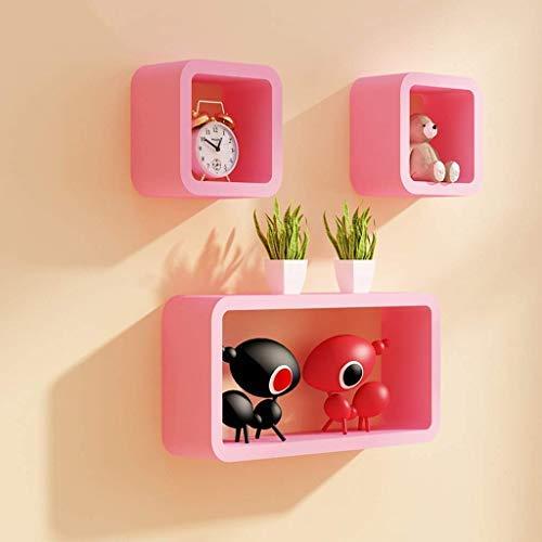 Pink-Wall-Shelves
