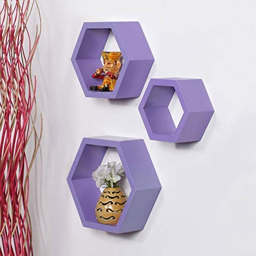 Purple-shelf