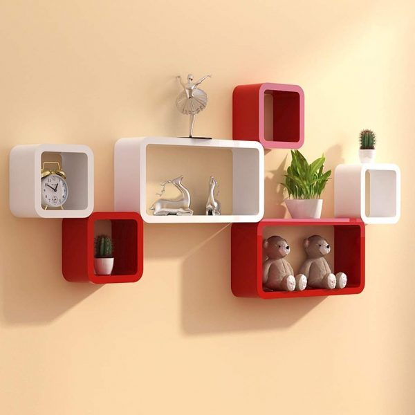 Red-White-shelf