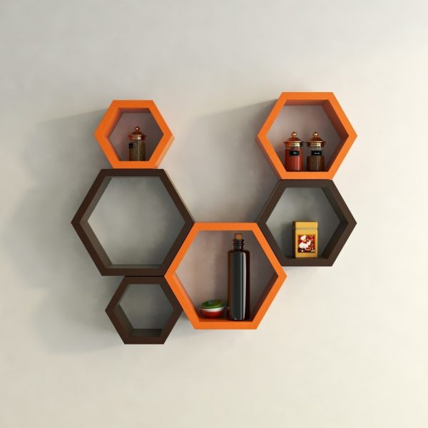 orange-brown-shelf