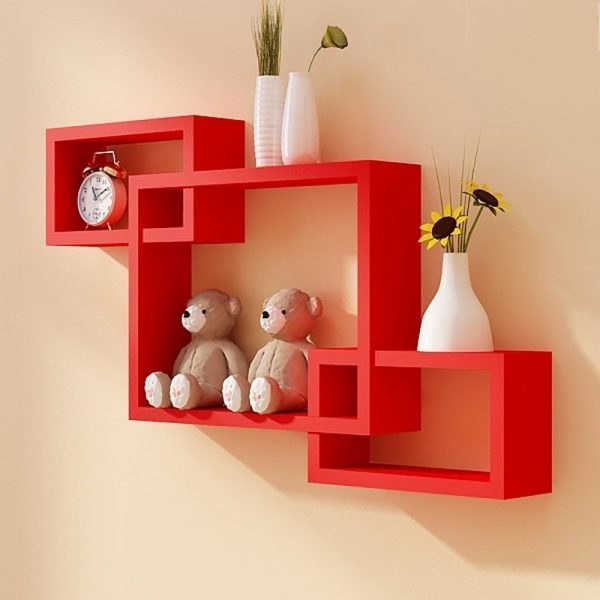 Red-Shelf